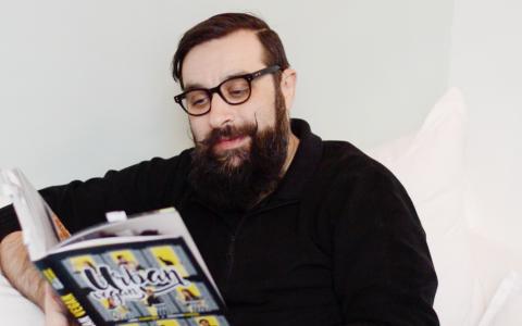 Play De blogueur à auteur culinaire à succès avec Sebastien Kardinal