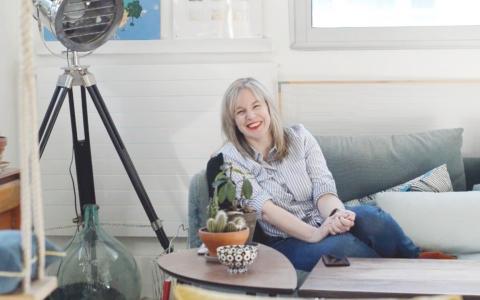 Play 13 ans de blogging avec Anne-Solange Tardy